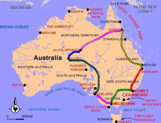 그들이 다시 미쳤다!! 호주 여행 두둥!!