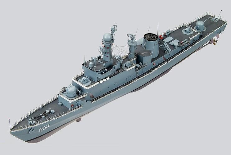 Corea del Sur donará una fragata a la Armada (será para patrullaje) - Página 2 %BF%EF1_11