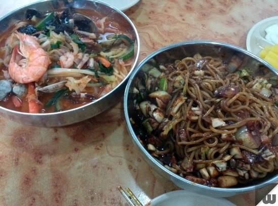 [군산 중국집 맛집] 짬뽕보단 짜장면