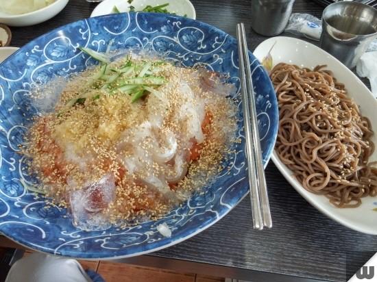 [서울 노량진] 과하게 푸짐한 물회