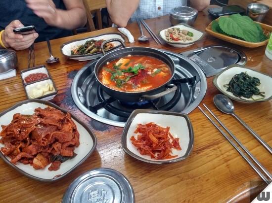 [서울 노량진] 무한리필 제육볶음