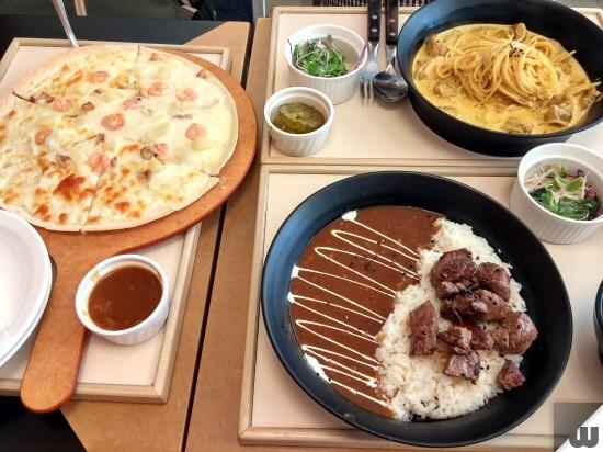 [부산 서면] 다양한 일본식 카레요리