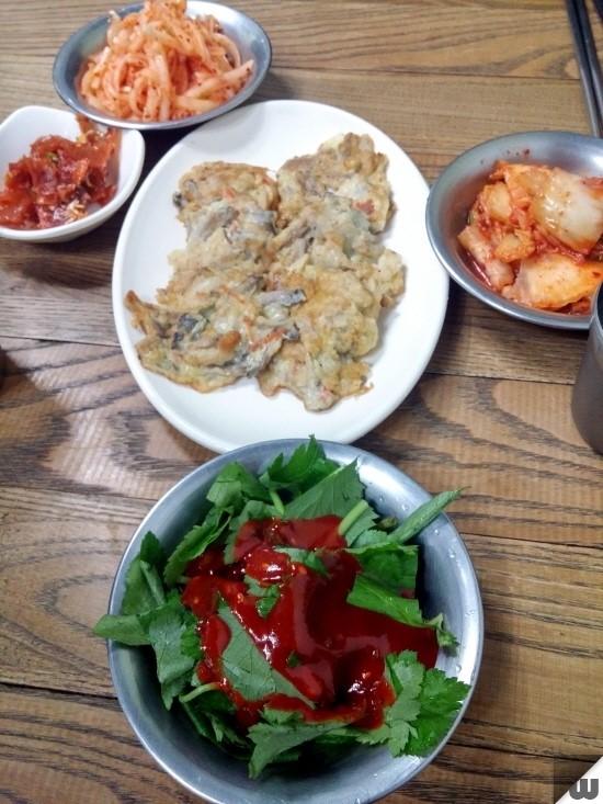 [노량진] 집밥먹는 기분