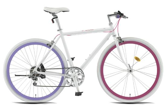 하이브리드 자전거란 어떤 자전거를 말하는건가요?