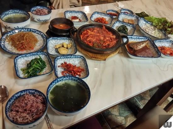 [부산 서면] 정말 집밥 같은