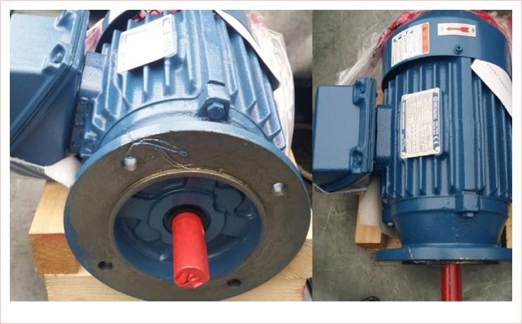 효성모터 CE인증+현대저압모터