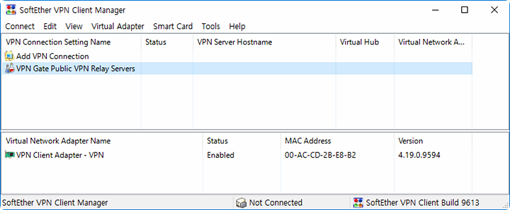SoftEther VPN : VPN Gate : 네이버 블로그