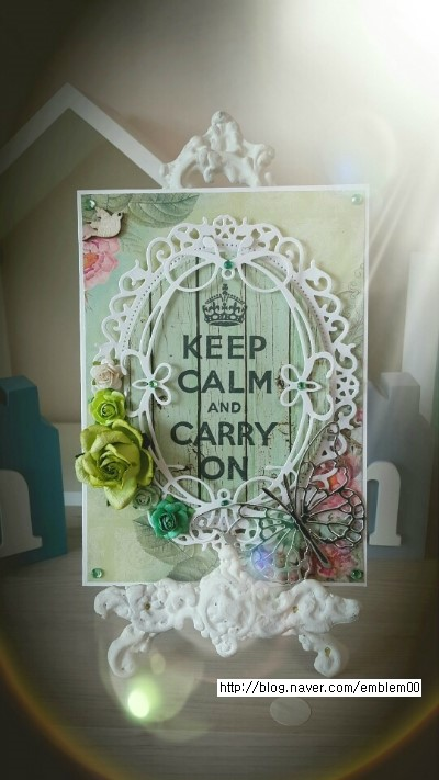 NO.15 Keep Calm and Carry On
