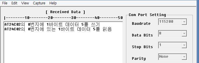 STM32(CubeMx) HAL 라이브러리를 사용해 보자(I2C통신을 이용