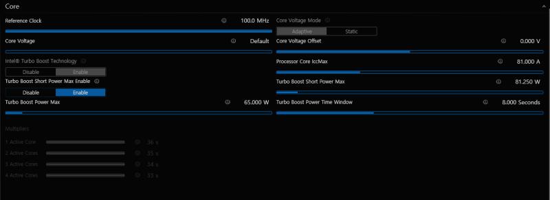 i5 6500언더볼팅 후기 및 언더볼팅 하는방법 : 네이버 블로그