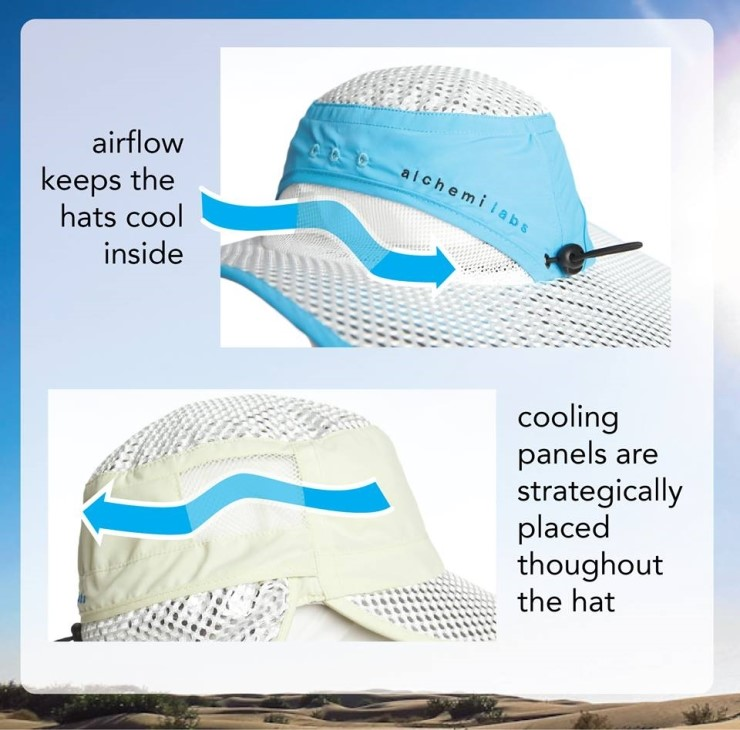 1b1abcd7 Blocks 99.8 % of skin damaging UV rays with a tested UPF of 800+