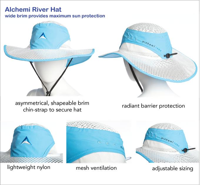 546a9981 Alchemi Labs Sun Hats 알케미 태양열 반사모자 자외선 차단모자 시원한 ...