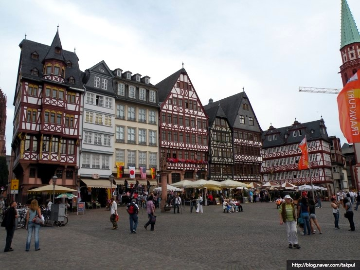 2011/07 독일 - Sindorf, 쾰른(Köln), 프랑크푸르트(Frankfurt) / 네덜란드 - 암스테르담(Amsterdam) - (3)