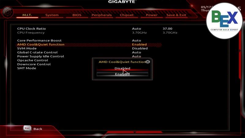 AMD 라이젠 전원 관리 설정 방법 : 네이버 블로그