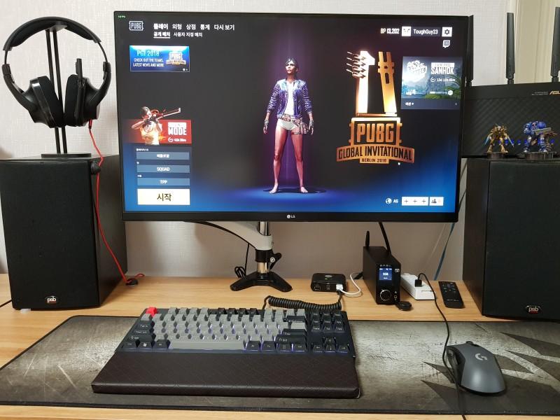 LG 32GK650F 144Hz QHD 게이밍 모니터 끝판왕 -리뷰- : 네이버