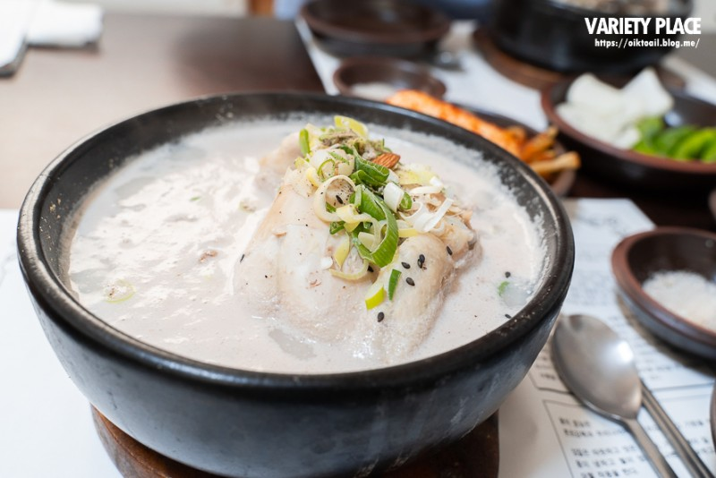 춘천 삼계탕 맛집 할매삼계탕 : 네이버 블로그