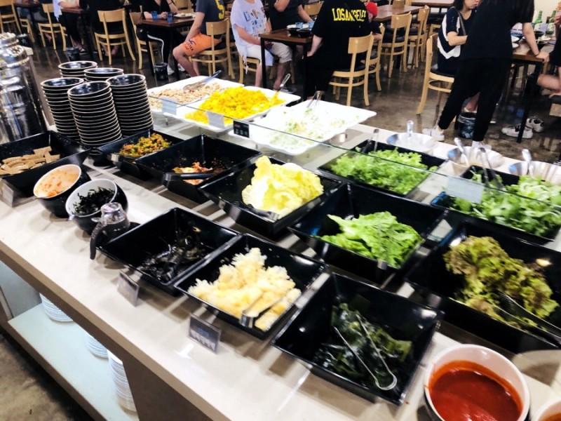구리 무한리필 맛집, 별미지교 한식뷔페! : 네이버 블로그