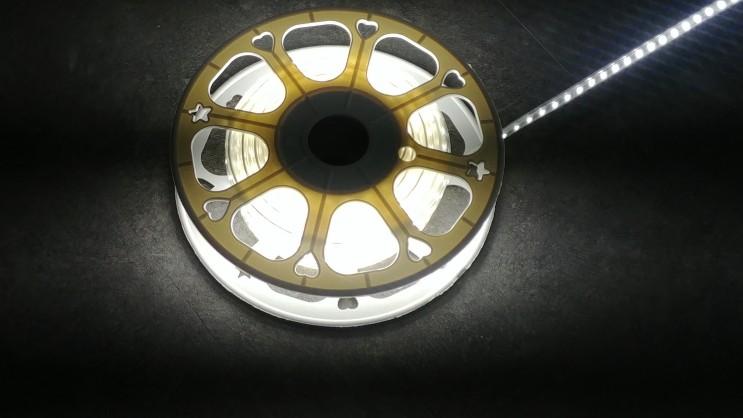 경관조명 간접 논네온 LED 논네온 플렉시블 LED 후렉시블 호수