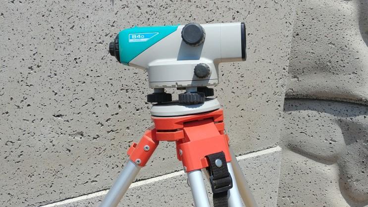 측량기기 오토레벨 측량기 오토레벨기 토목 레벨 측량기 거리 측정기