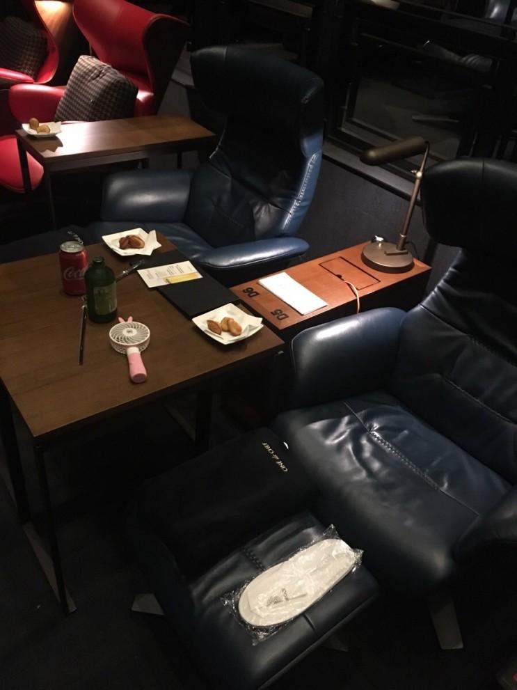 용산 CGV 씨네드쉐프(CINE de CHEF) 살롱S 영화관람 후기