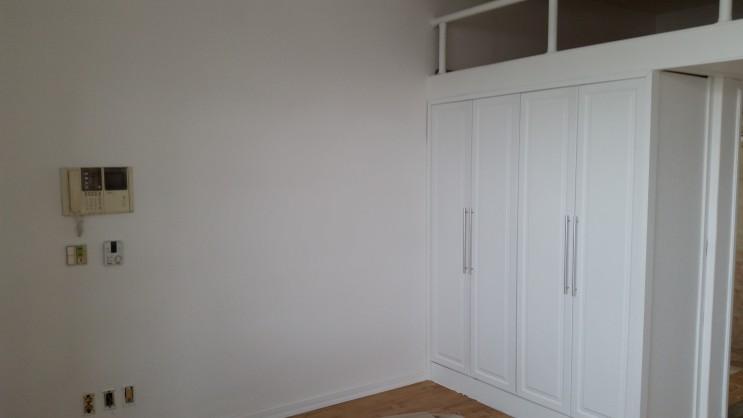복층 페인트 공사 문의, 친환경 페인트 견적