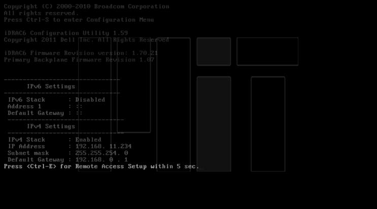 How to setting iDRAC 6 on DELL Server : 네이버 블로그