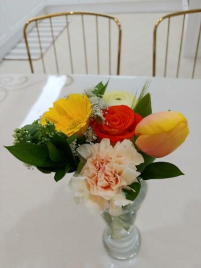 나를 위한 선물 꽃 정기구독 - 데일로즈
