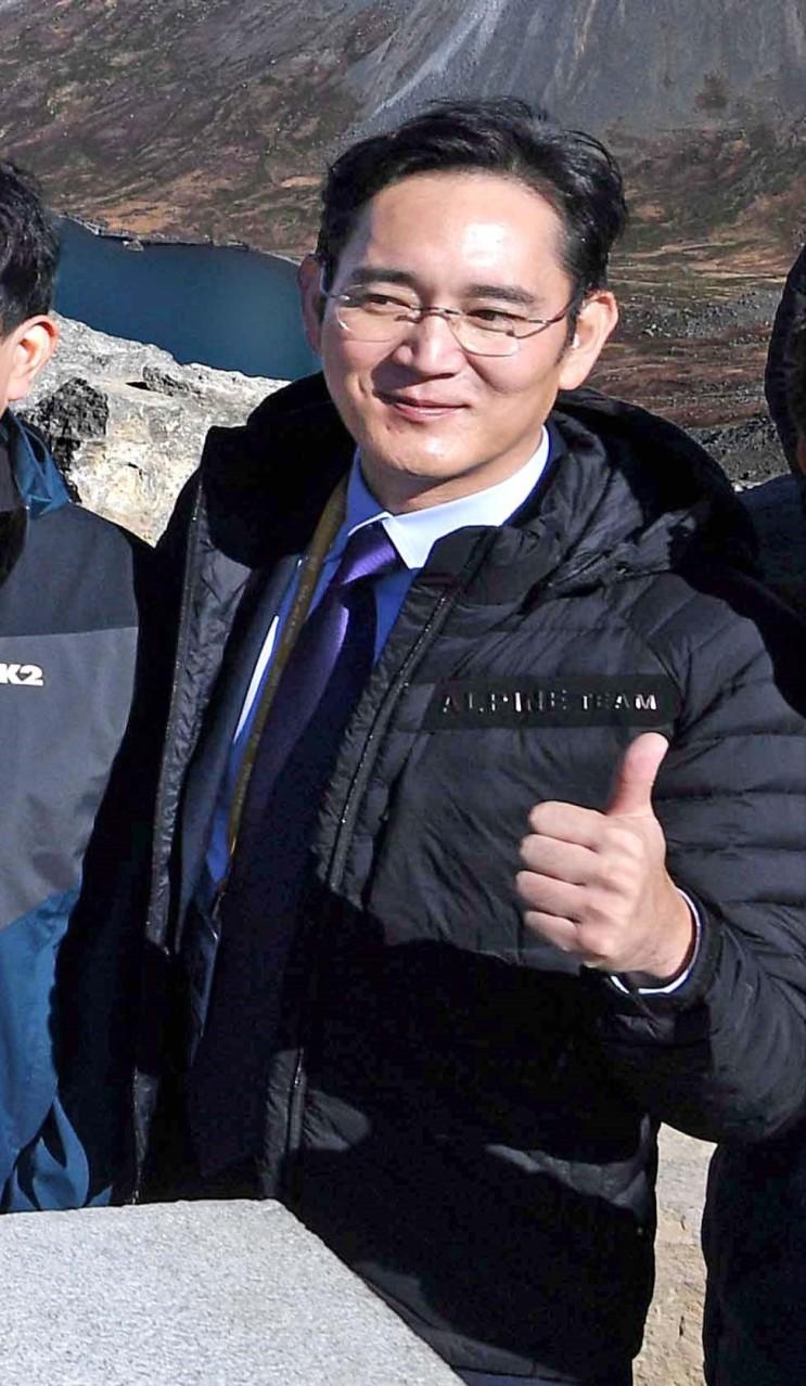 '삼성 이재용 백두산 재킷' 얼마나 팔렸을까?