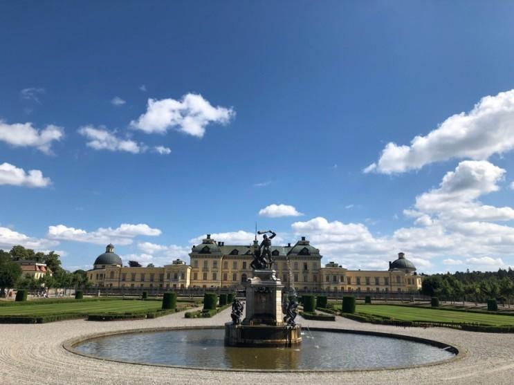 [북유럽 크루즈여행 2일차] 스톡홀름 여행 / 드로트닝홀름 궁전 가는법