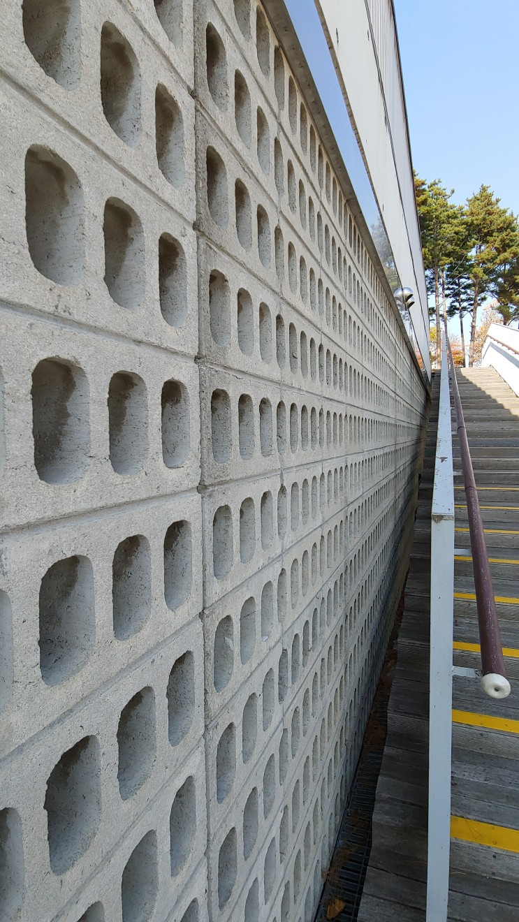 블럭 블록 치장 시멘트블럭 쌓기 연출 시멘트블록 장단점 장점 단점