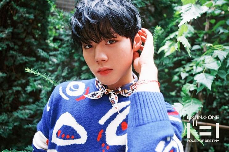 ワーナーウォンバクジフン、カムバックD-1 Wanna One