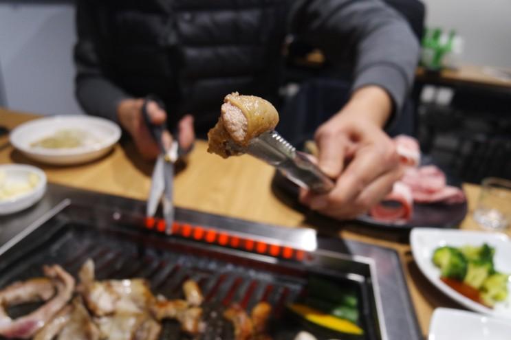[곤지암] 삼리 맛집 소팔소곱창을 바로 먹을 수 있는 그곳!! 칠구서서갈비
