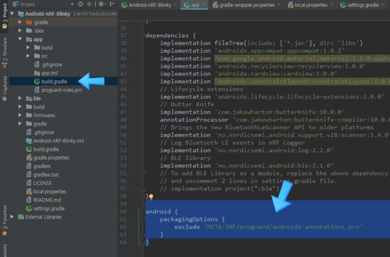 Android] Error:Execution failed for task ':app