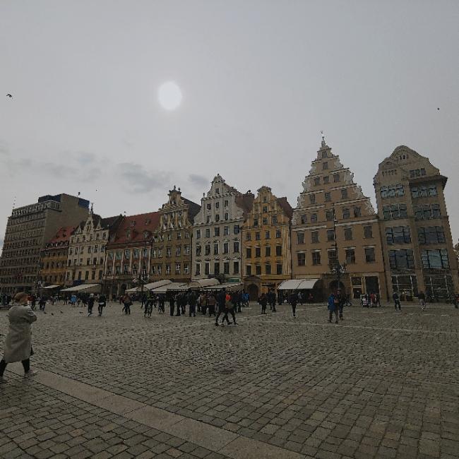 [폴란드 일기] 3탄, 브로츠와프 여행 '난쟁이를 따라서'