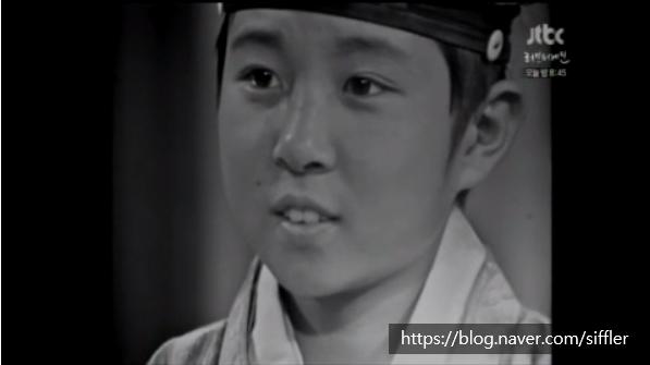 Hwang Seok Ju as Prince Yeonsan (child)