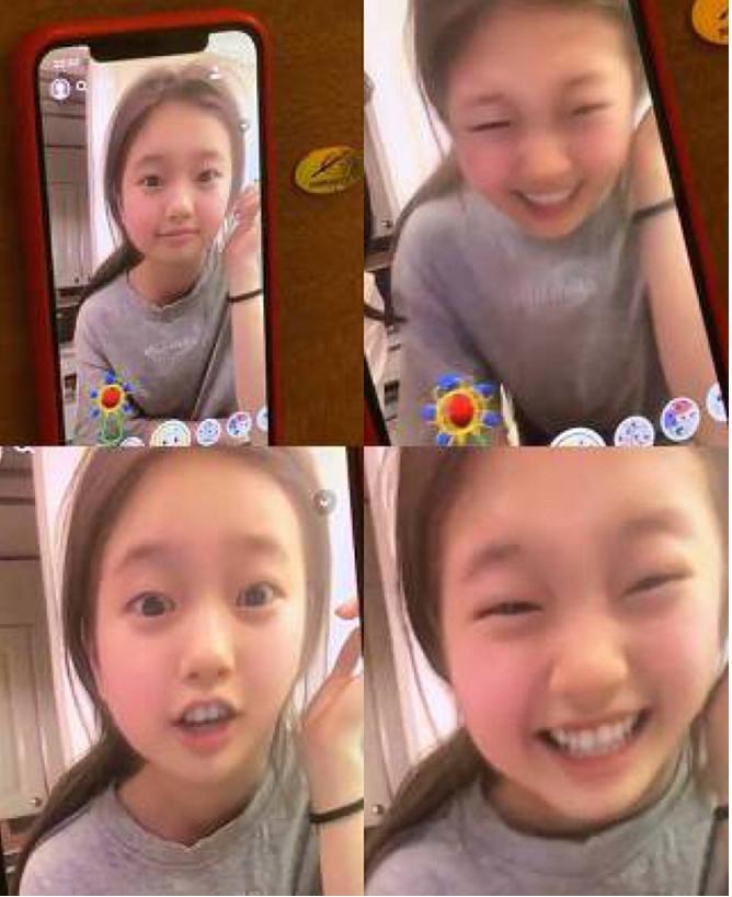 아기얼굴 어플 이름/스냅챗 아기어플(수지등 연예인사진모음) 이거 정말 잼있어요~ㅋㅋ
