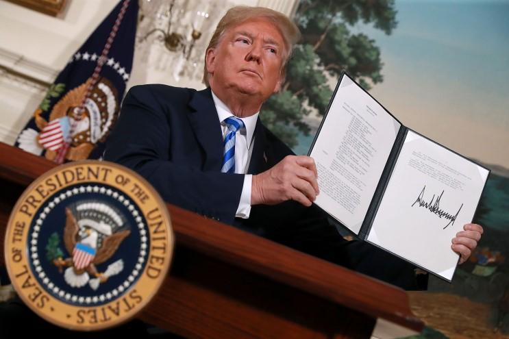 이란과 미국의 갈등 정리
