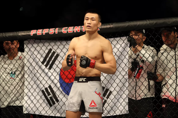 UFN 154 정찬성 모이카노 무료 중계 UFC 스포티비나우 온