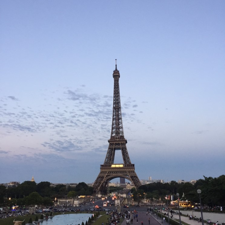 내가 사랑한 PARIS  #파리여행