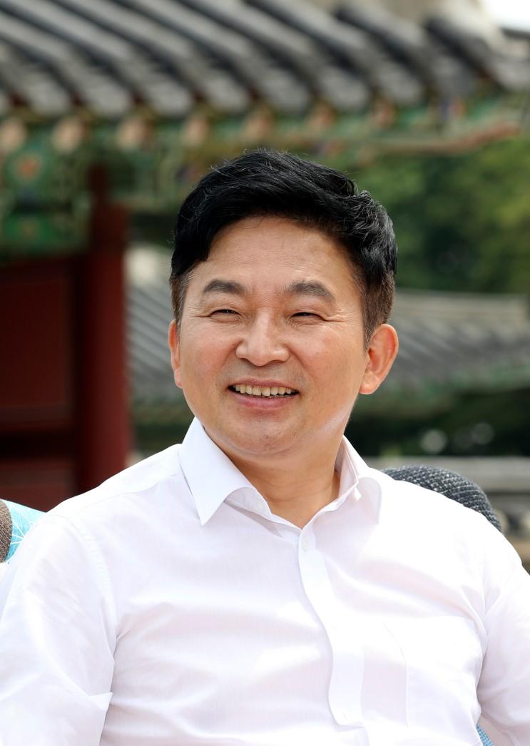원희룡 제주특별자치도지사 -