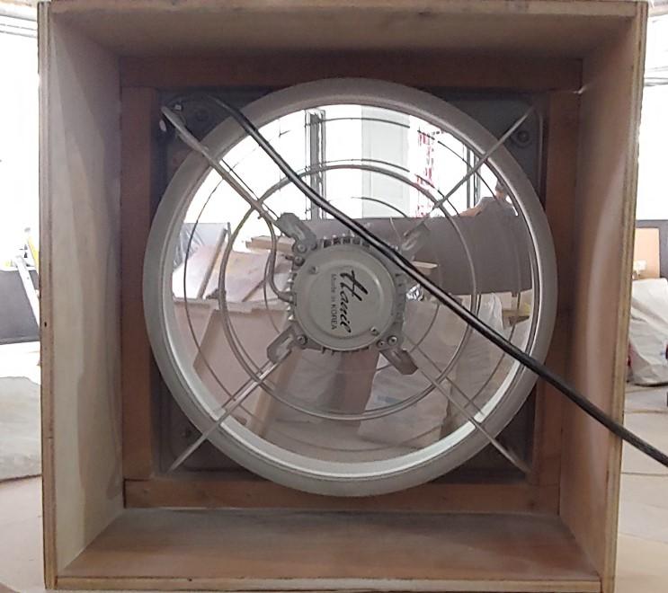 공업용 산업용 환풍기 대용 선풍기 풍력기 함 응용 아이디어
