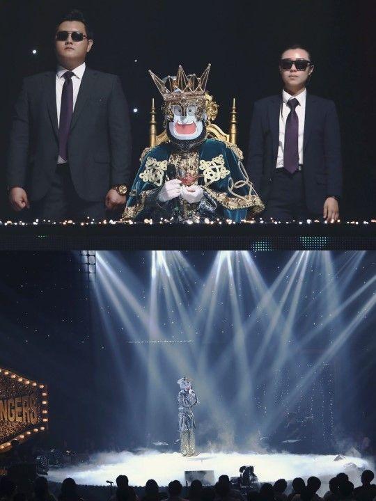 '복면가왕' 노래요정 지니