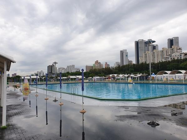 한강 잠원지구 잠원수영장