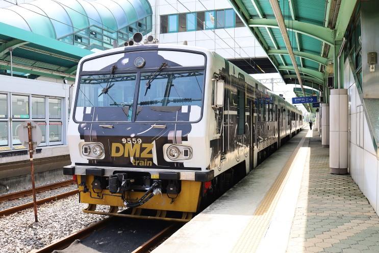 평화열차 코레일 DMZ 트레인 도라산 투어 파주 제3땅굴 후기