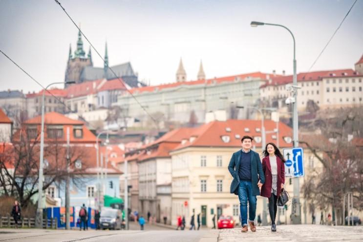 명랑부부의 신혼여행(1)(러시아 모스크바 환승/오스트리아 비엔나)
