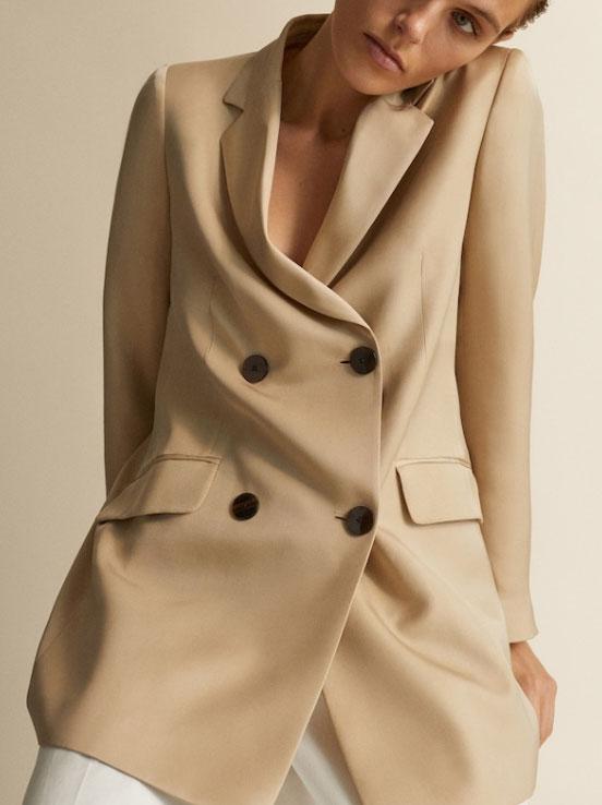 마시모두띠 - 새로운 세일 라인의 블래져, 코트, 바지