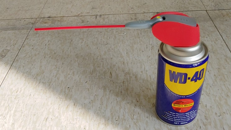 광유계 오일 방청 윤활유 WD-40 방청제