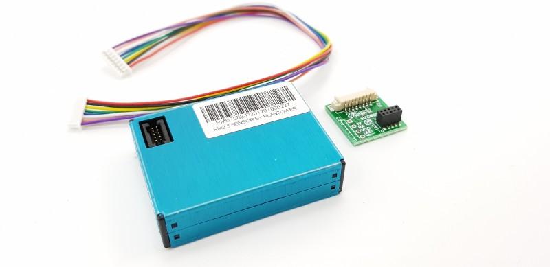 PMS7003] 미세먼지 측정기 만들기 : 네이버 블로그