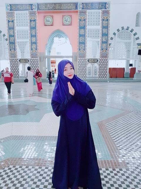 말레이시아 코타키나발루 3박5일 자유여행 4일차(中)블루모스크,이마고몰