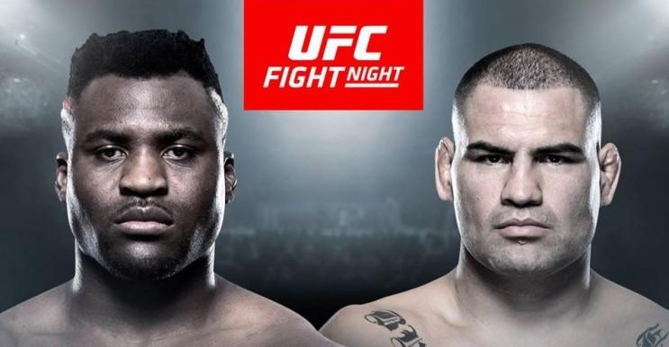 UFC 인터넷 무료 중계 케인벨라스케즈 은가누 UFConESPN1 스포티비나우